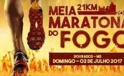 Meia Maratona do Fogo – Dourados – MS